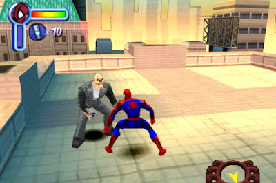 Download Spider-Man 3 Europe (M5) Game PSP for Android - www.pollogames.com