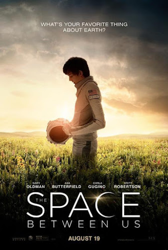 The Space Between Us (BRRip 720p Dual Latino / Ingles) (2017)