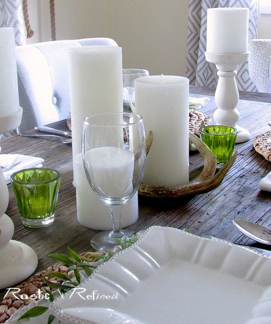 Tablescape for summer