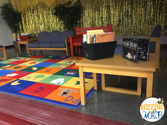 Looking for ideas for a family literacy night? Check out these eight space themed stations complete with the materials you need for hands-on activities in reading, writing, listening, and speaking! There's even a make-and-take game activity, a partner play, writing activities, a fun food craft, and even more fun ways for parents and kids to interact around literacy. An editable flyer to invite parents to the event plus other editable materials are included!