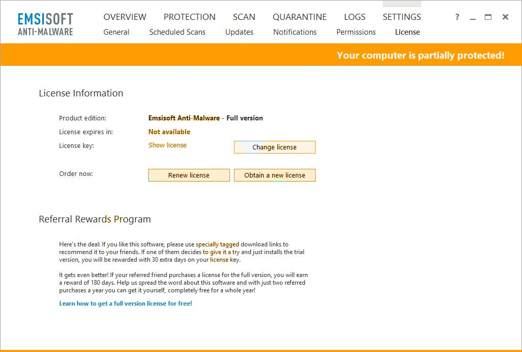 Emsisoft Anti-Malware 9.0 Final Full Serial
