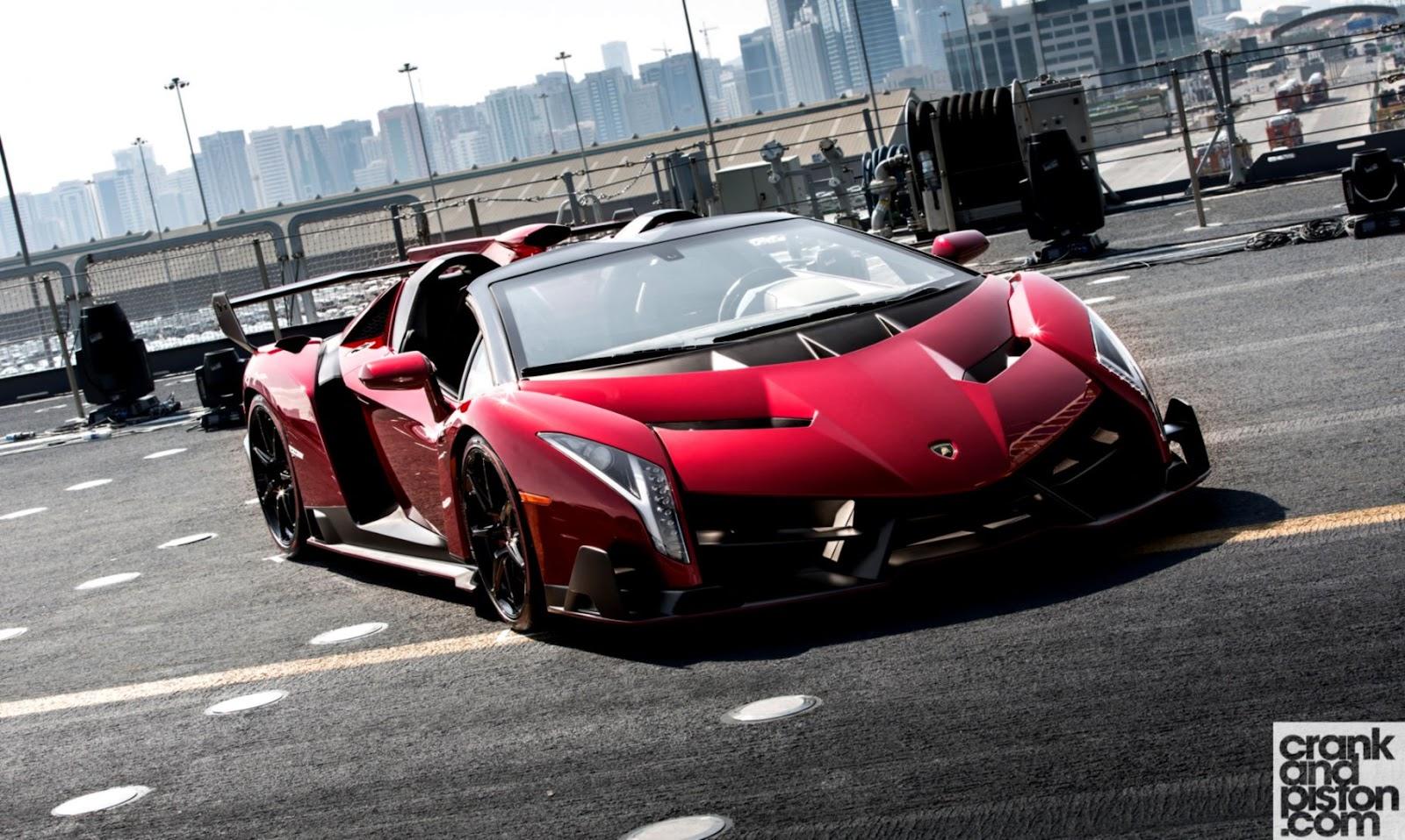 Lamborghini Veneno Red Art Wallpaper Desktop Metro Wallpapers