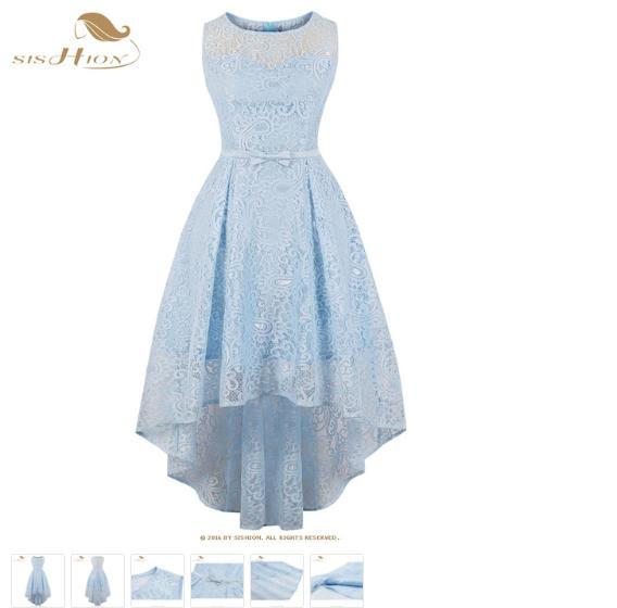Sishion Light Blue Lace Dress Sleeveless Plus Size Women