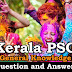 Kerala PSC General Knowledge Question and Answers - 106