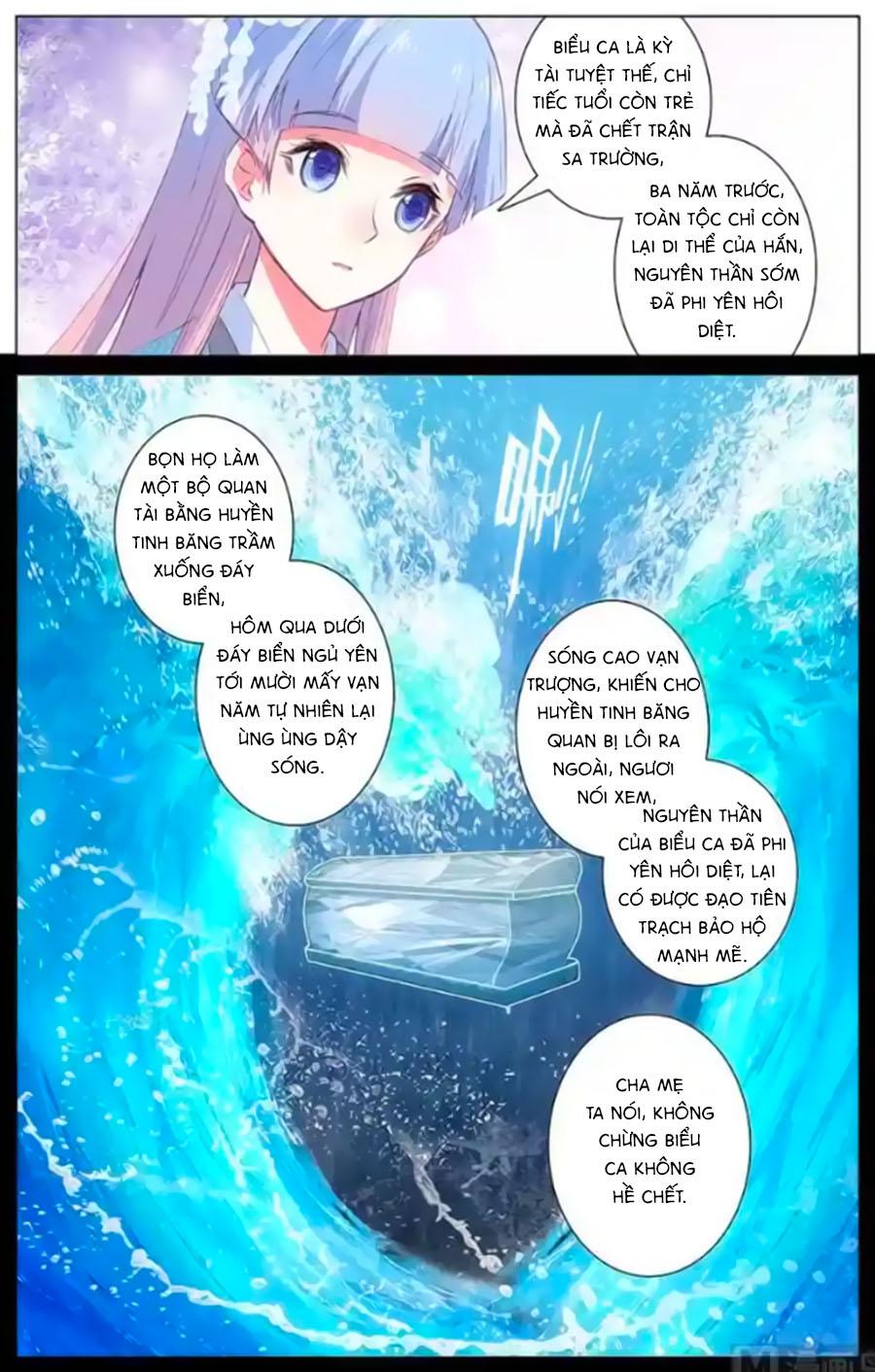 Tam Sinh Tam Thế – Thập Lý Đào Hoa – Chap 38.2