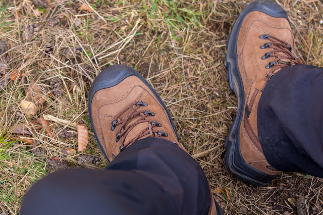 Gear of the Week #GOTW KW 15   Keen - Galleo Wanderschuhe  Trekking Stiefel 04