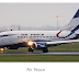 Air Peace grounds two planes after collision