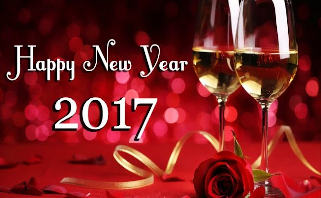 Happy New Year 2017 Facebook Twitter WhatsApp Status, Status Messages