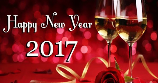 Happy New Year 2017 Facebook Twitter Whats App Status, Status Messages
