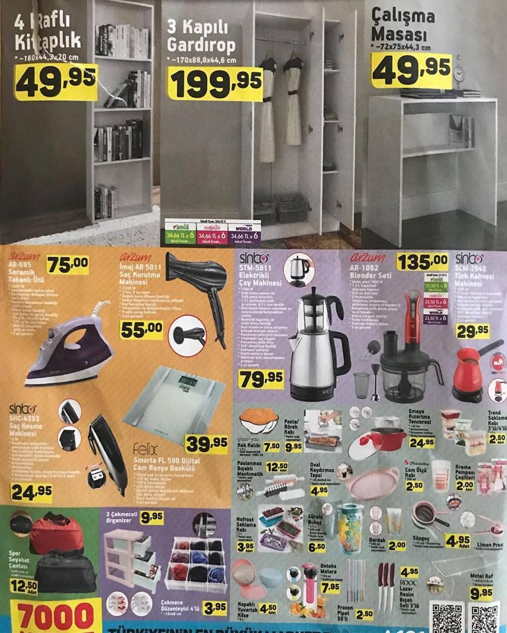 A101 14 Aralık 2017 aktüel ürünler kataloğu