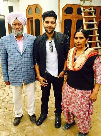 Guru Randhawa Parents