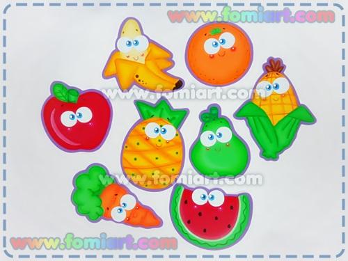 Las Frutas Fomiart Fomiart