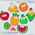 Las Frutas/ Fomiart