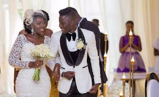 Stonebwoy's heartbroken girlfriend emerges 2days after his wedding, accuses the singer of playing and dumping her after proposing