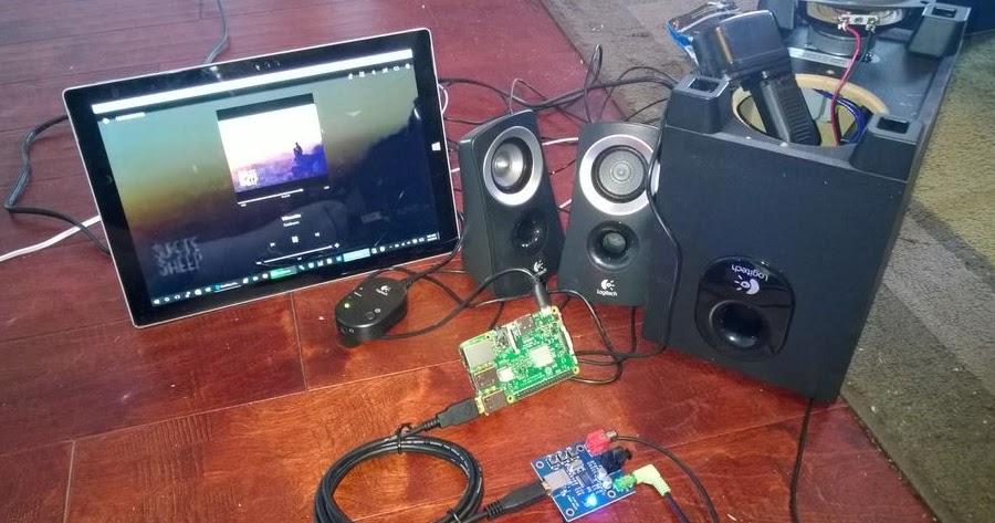 Sistema de som multi-room com o Raspberry Pi e o Max2Play