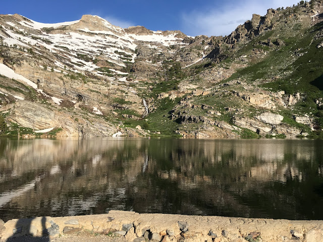 Angel Lake, Nevada