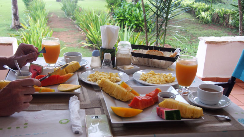 Dominikaaninen Tasavalta - ruoka