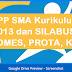 RPP SMA Kurikulum 2013 dan SILABUS, PROMES, PROTA, KKM