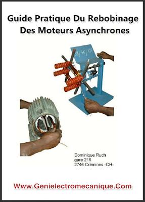 Guide Pratique Du Rebobinage Des Moteurs Asynchrones en PDF