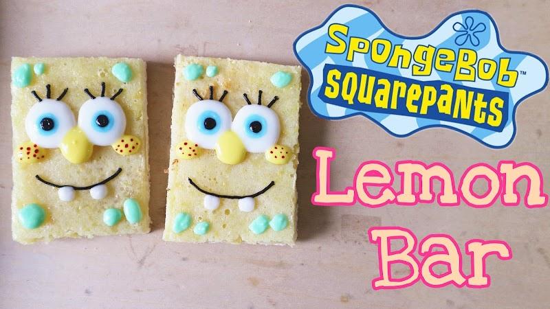 Spongebob Lemon Bar 海綿寶寶檸檬塊