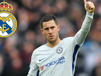 Chelsea informs Real Madrid with Eden Hazard purchase price