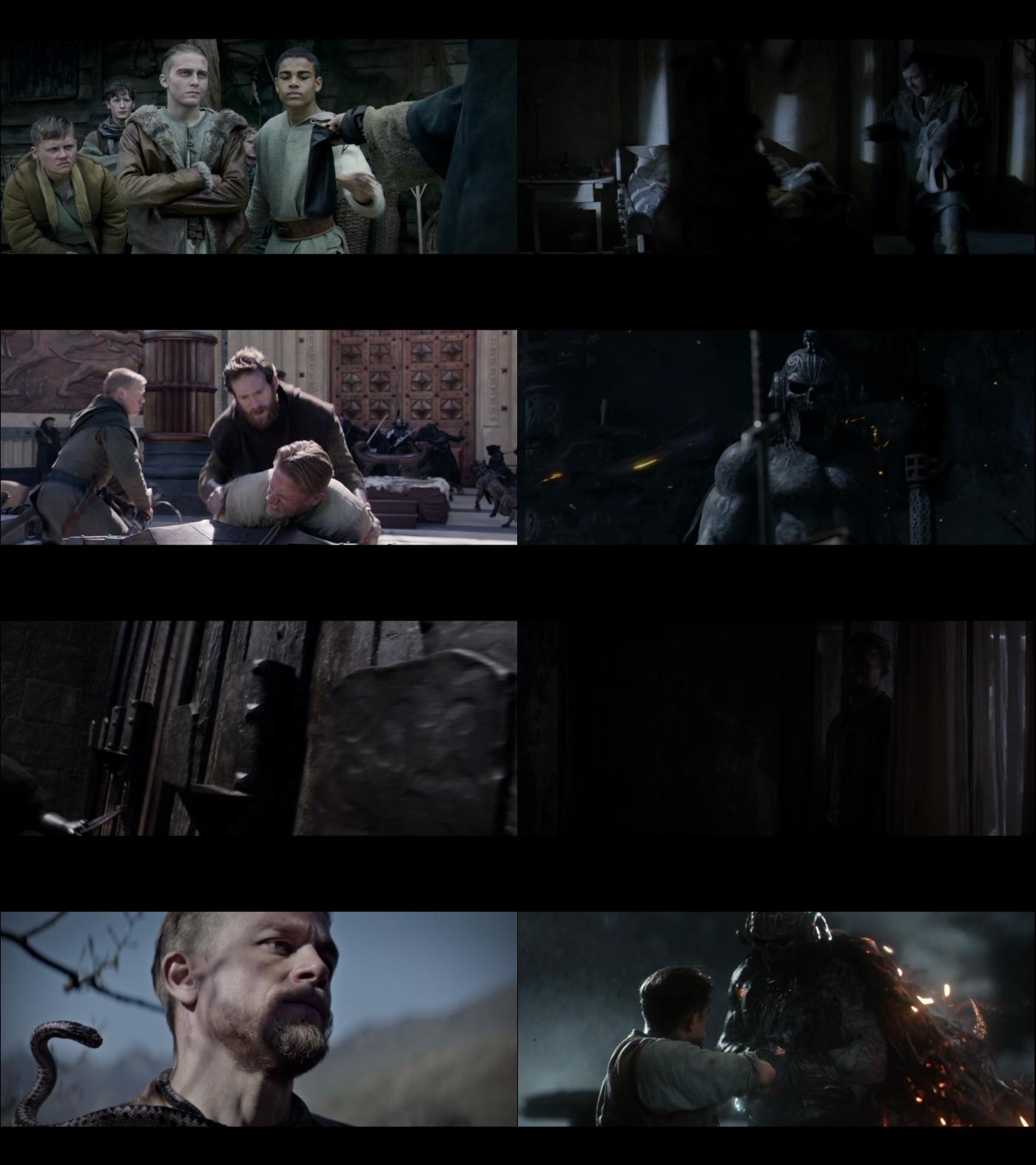 El Rey Arturo La Leyenda de la Espada 1080p Latino