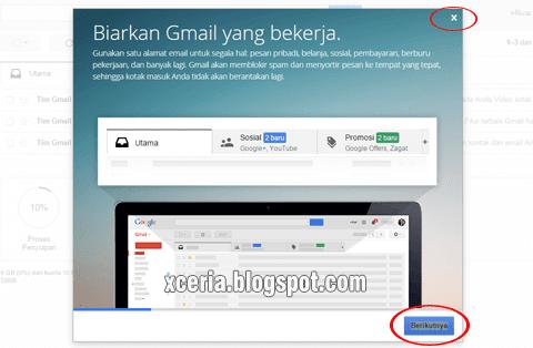 Cara Membuat Email - Gmail