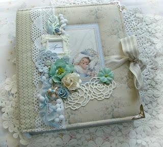 Нежный альбом для малыша