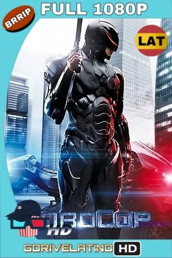 Robocop (2014) BRrip 1080p Latino-Ingles mkv