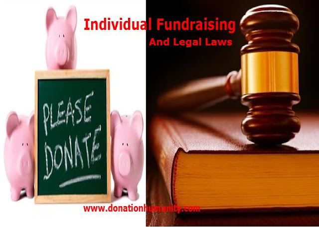 Individual Fundraising and Legal Laws