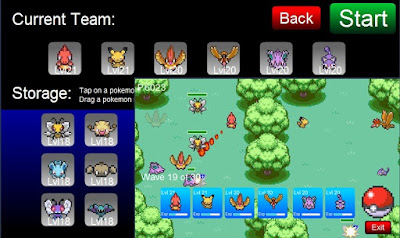 Defend Your Pokemon World And Capture New Pokemons For Your Poke World