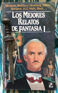 Portada del libro Los mejores relatos de fantasía 1, de varios autores