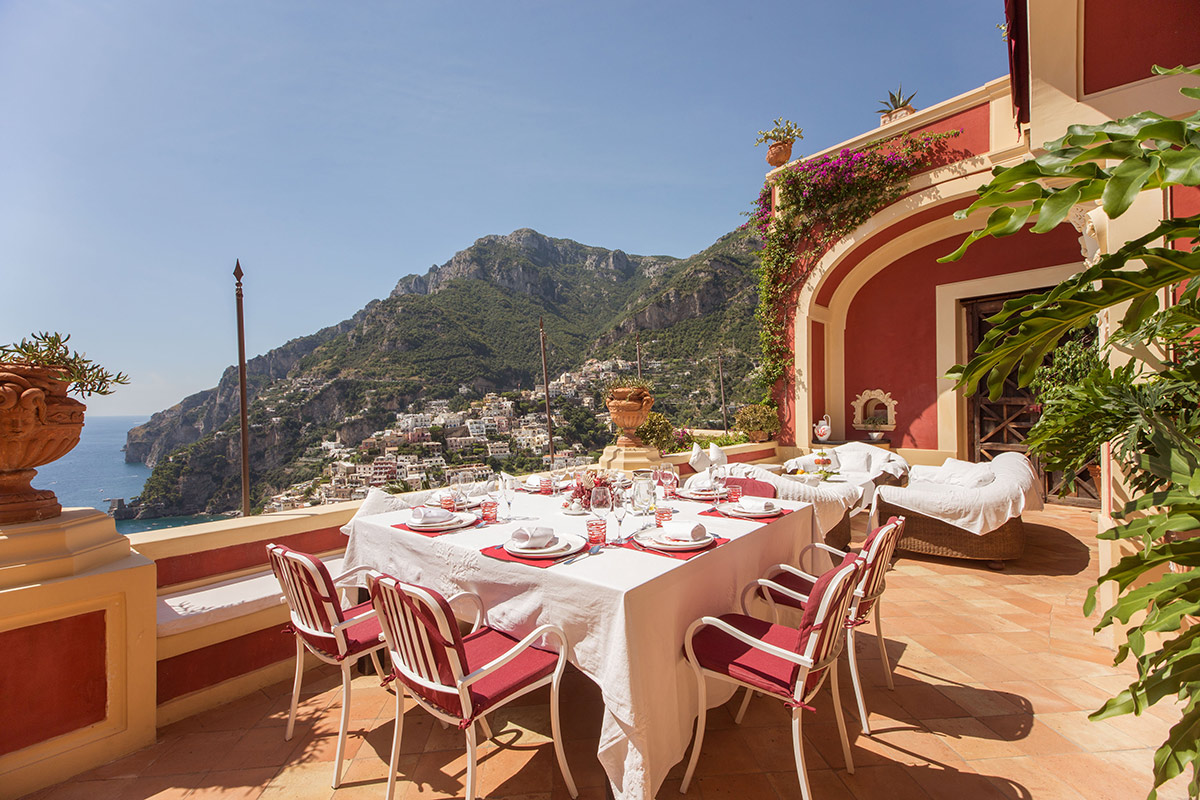 Homes For Sale In Positano Italy