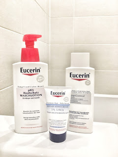 surviving winter in europe with dry skin la roche posay nivea gold bond eucerin