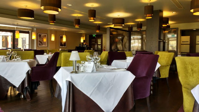 Marco Pierre White Steakhouse Bar and Grill review at DoubleTree by Hilton Cambridge city centre