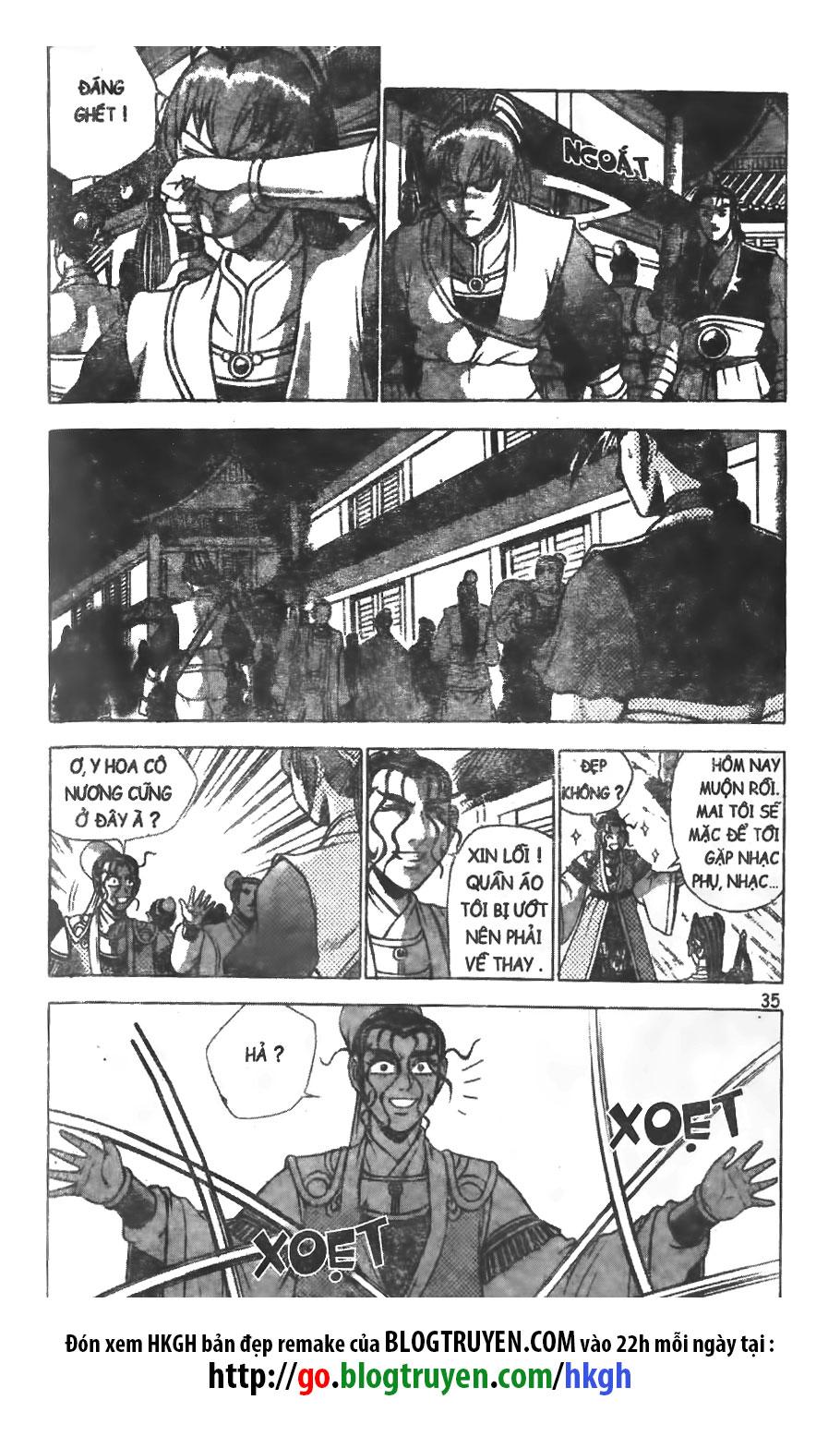 Hiệp Khách Giang Hồ Chap 237