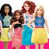 Barbie Fashionista se reinventa em novas formas e estilos #thedollevolves