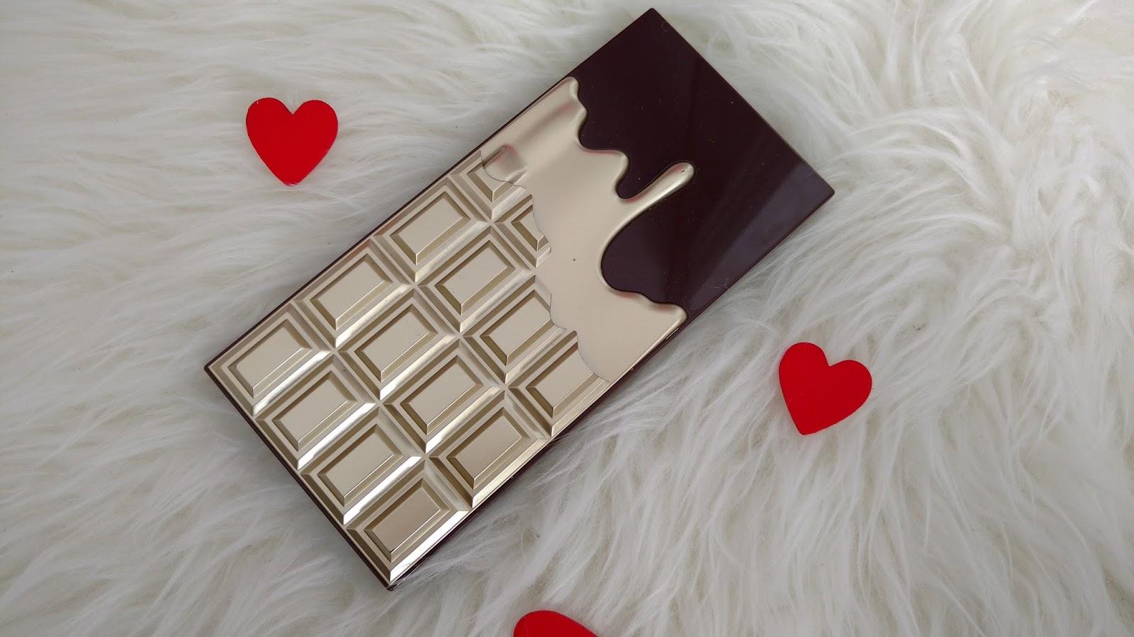 I ♡ makeup golden bar- recenzja paletki