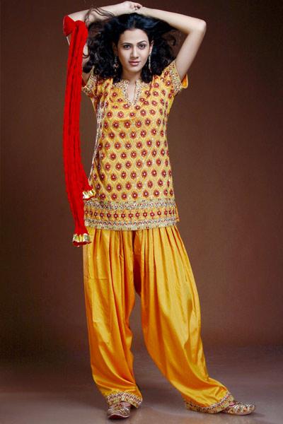 Fashion Afghani Salwar Kameez Collection