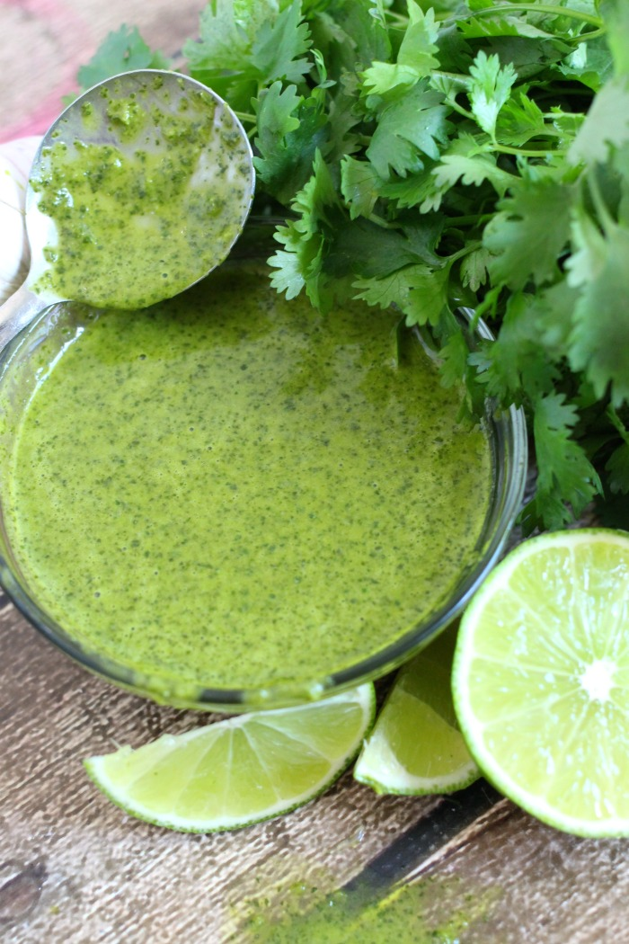 Easy Chimichurri Sauce Recipe