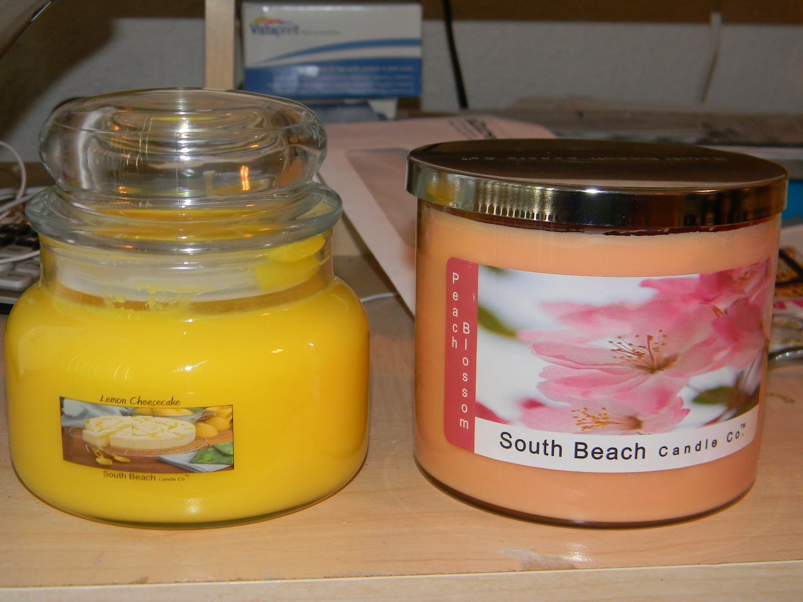 Review South Beach Candles
