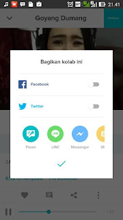 cara download video smule