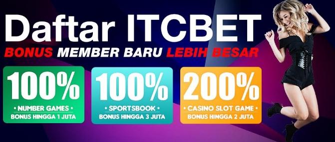 ITCBET Situs Slot Terbaru 2019 Agen Slot Online Terpercaya