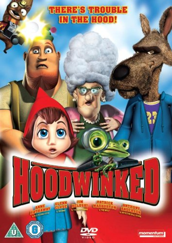 Multiple Momstrosity Little Red Riding Hood Movie Review Hoodwinked