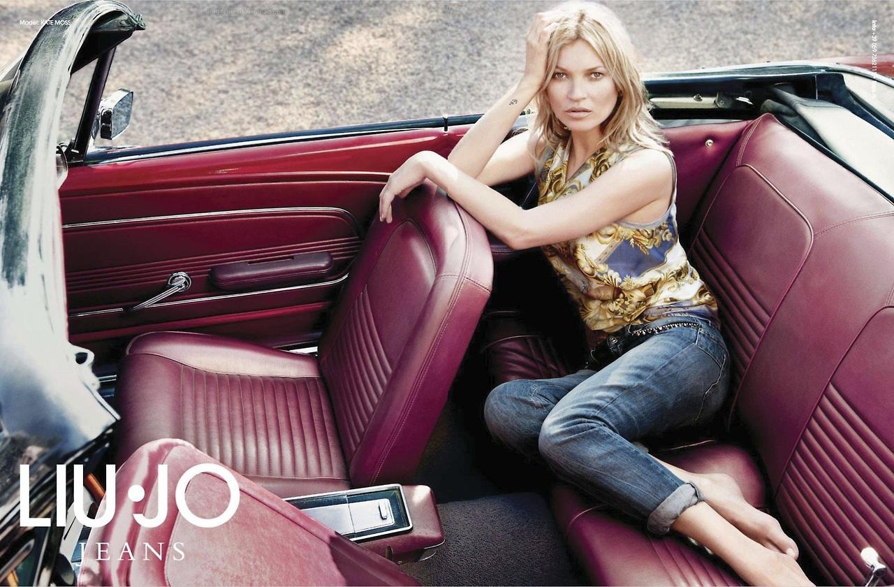 Smartologie  UPDATED  Kate Moss for Liu Jo Jeans Spring Summer 2013 ... b3b605a35e0f