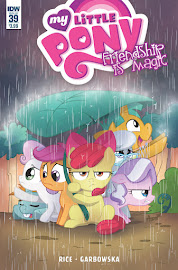 MLP Friendship is Magic #39 Comic