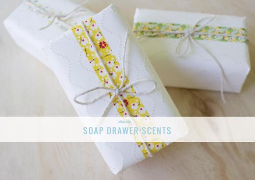 Soap Drawer Scents - Eliza Ellis