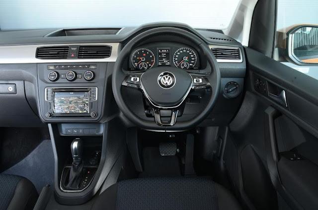 2016 Volkswagen Caddy Maxi