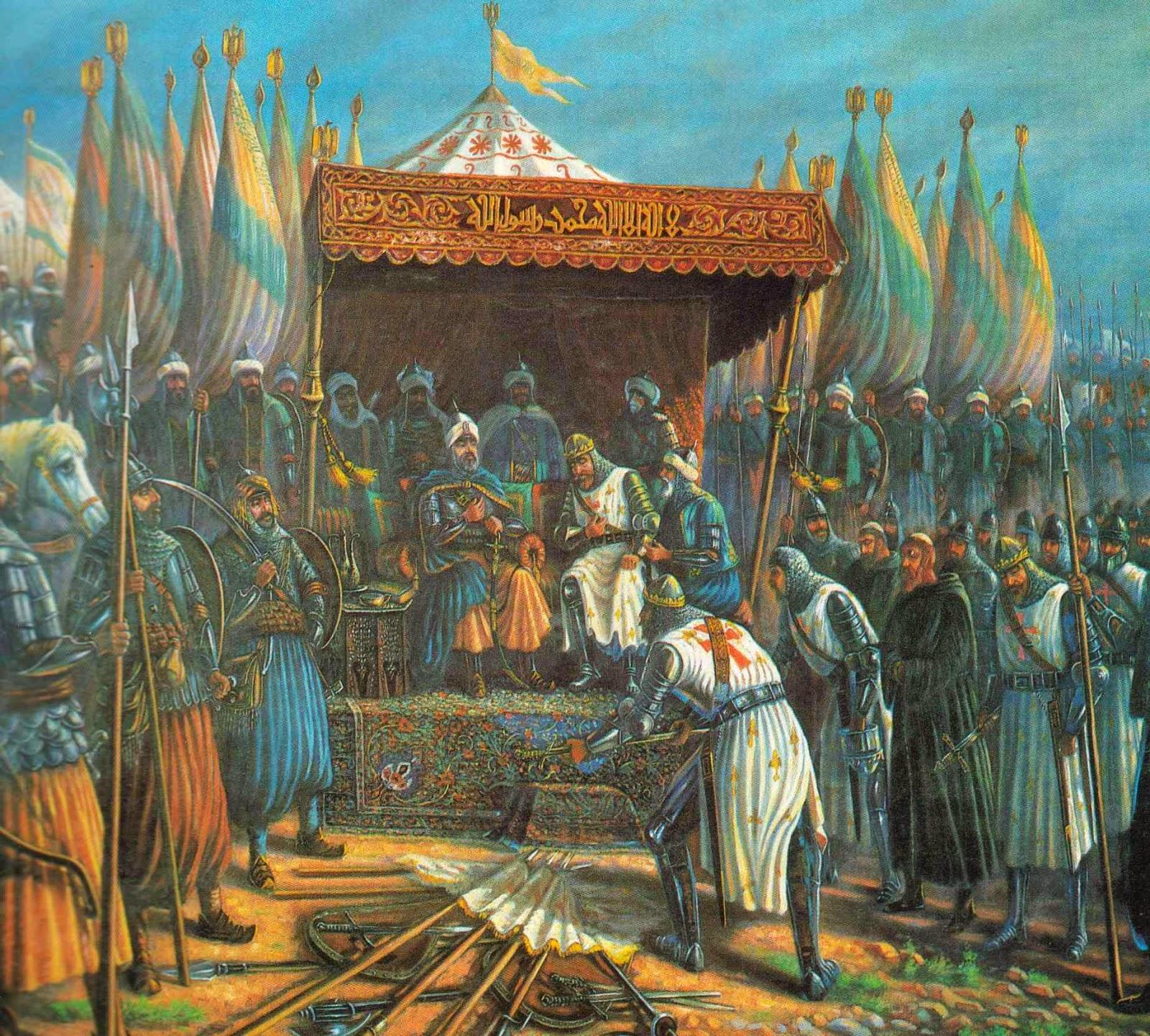 Saladin Jerusalem