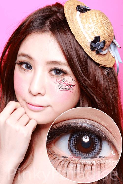 Geo Ash Wing Circle Lenses (Colored Contacts)